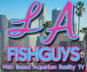 LA Fishguys Aquarium Reality TV